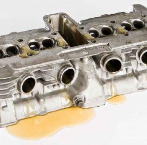 50 Jaar Honda CB: De cilinderkop