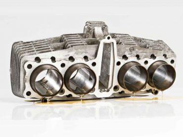 50 Jaar Honda CB: De cilinderbank