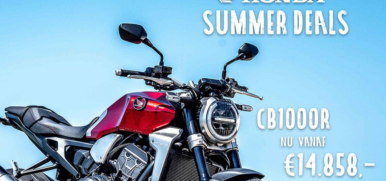 Honda Summer Deals