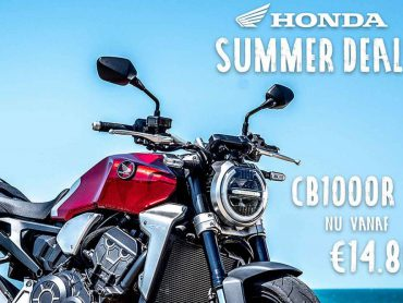 Twee maanden Honda Summer Deals