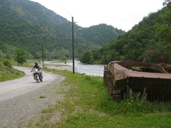 Nagorno-Karabach: Eeuwig op ontploffen