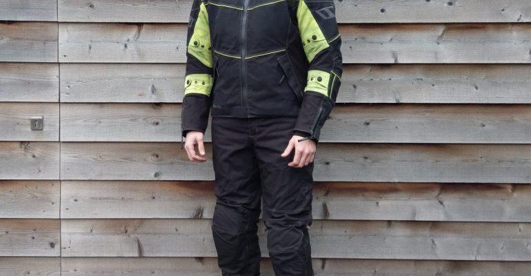Voor jou getest: Rukka Armexion-jas en Fuel-broek
