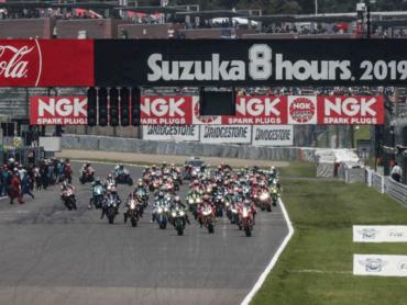 Motorsportweekeinde – De meer dan 8 Uren van Suzuka