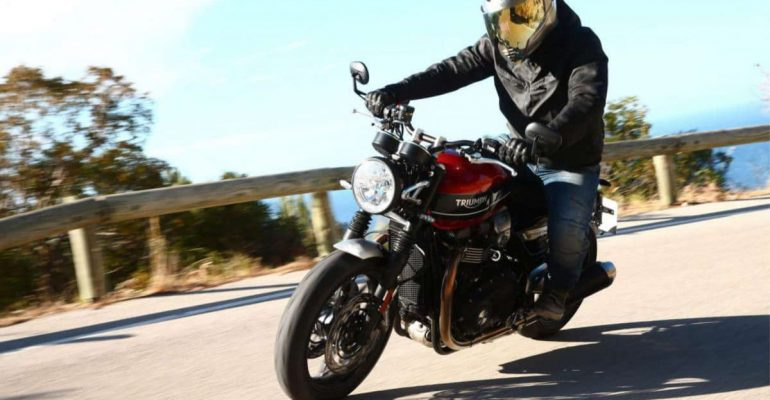 Test: Triumph Speed Twin