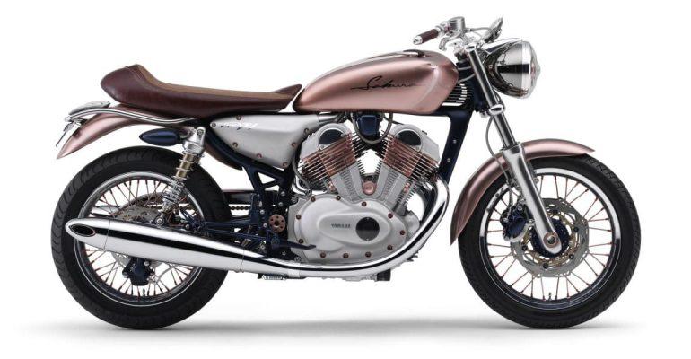 Vergeten prototype: Yamaha XS-V1 Sakura