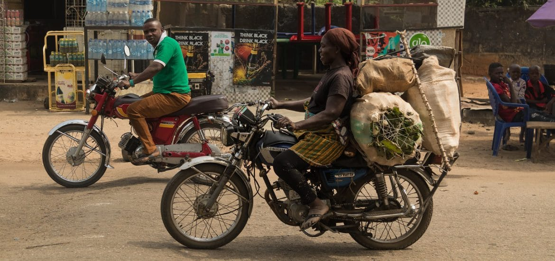 Motorverbod Addis Abeba