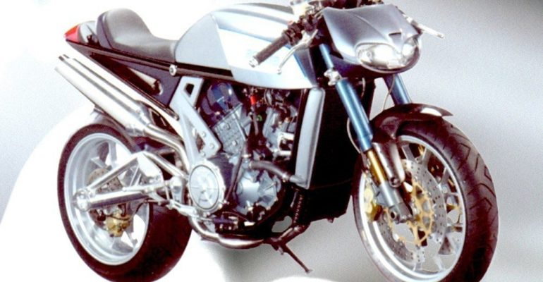 Prototypes: Aprilia 1000 Blue Marlin