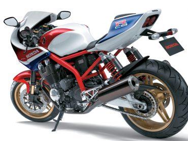 Prototype: Honda CB1100R (2007)