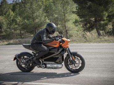 Deze week de belangrijke introductie van de Harley-Davidson LiveWire