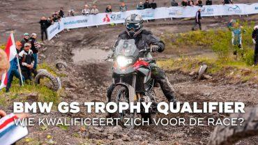 BMW GS Trophy Qualifier 2019 Wales