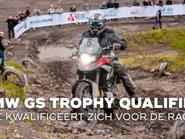 BMW GS Trophy Qualifier 2019 Wales