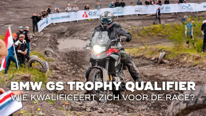 BMW GS Throphy Qualifier 2019 Wales