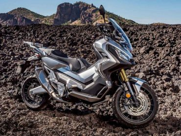 Honda X-ADV 300 debuteert in Milaan