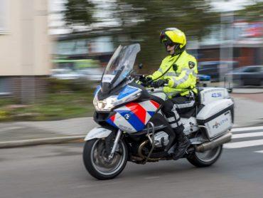 Bizar: eigenaar helpt politie bij terugvinden eigen gestolen motor