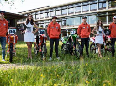 Afvalrace voor twee rijders van TeamNL