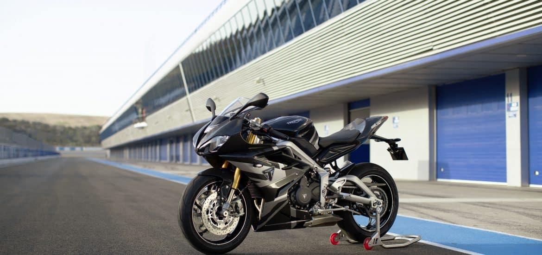 Triumph Daytona 765 Moto2 Replica Silverstone
