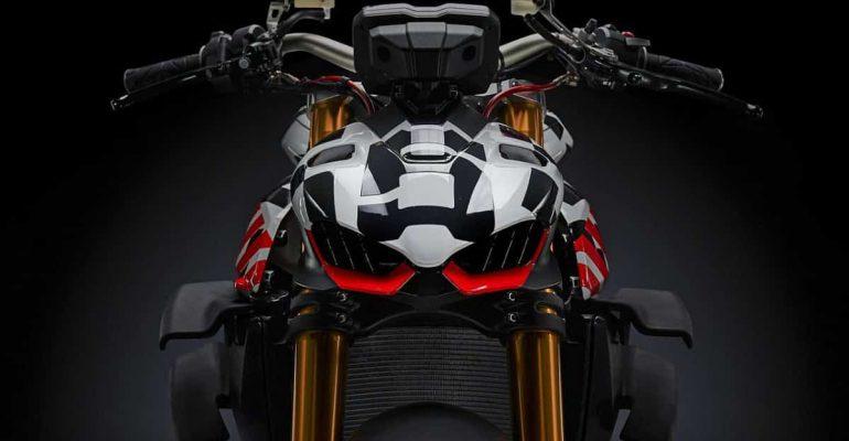 Ducati Streetfighter V4 nu ook in Italië gespot