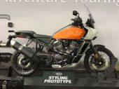 Harley-Davidson Pan America gespot