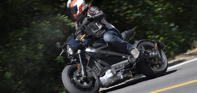 De Harley-Davidson LiveWire
