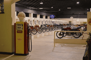 Morbidelli museum sluit deuren