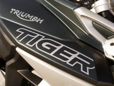 Triumph Tiger 800 wordt een 900!