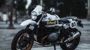 BMW r nineT Hubert Auriol
