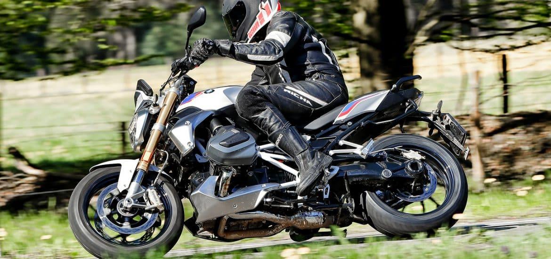 BMW R1250R test