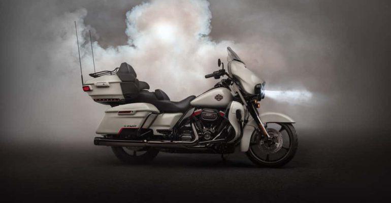 Ook de Harley-Davidson CVO's zijn aangepakt voor 2020