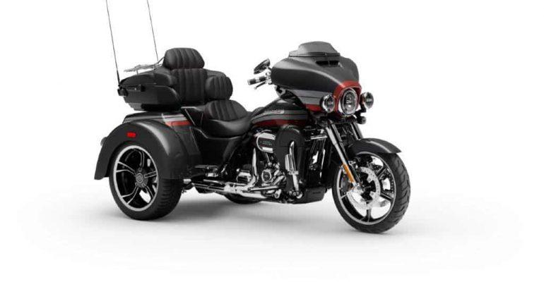 Ultieme Harley-Davidson trike