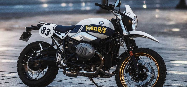 BMW r nineT Auriol