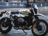 Mooi, maar met Franse slag: de BMW R nineT Urban G/S Auriol