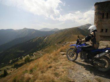 Col de Tende: De zachte pas op  grote hoogte