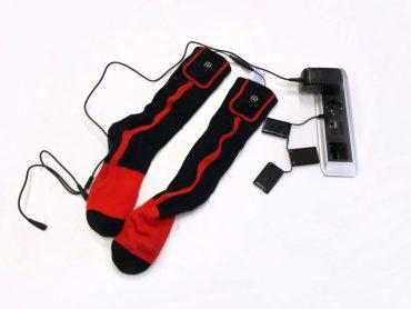 Voor jou getest: Verwarmde sokken Klan