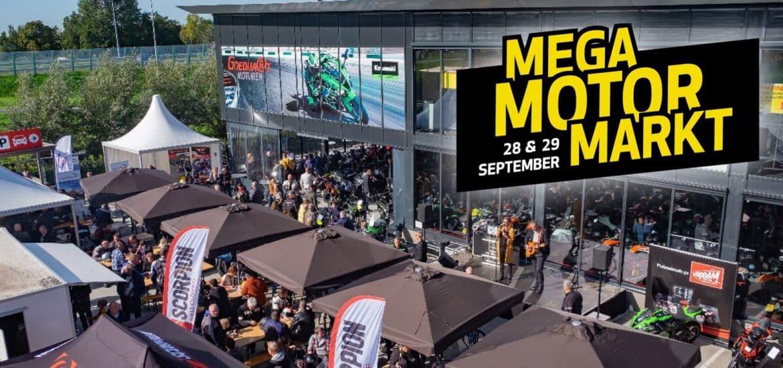 Het Goedhart MEGA Motormarkt 2019 is groter dan ooit