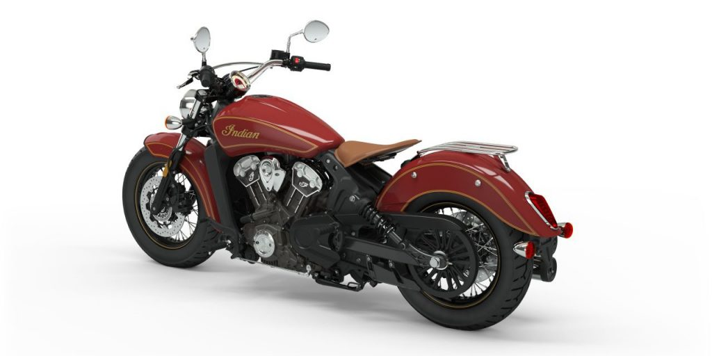 2019 Indian Scout 100th Anniversary
