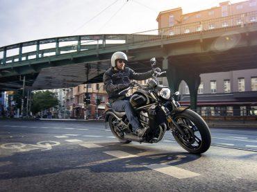 Nieuwe kleuren voor de 2020 Kawasaki Vulcan S