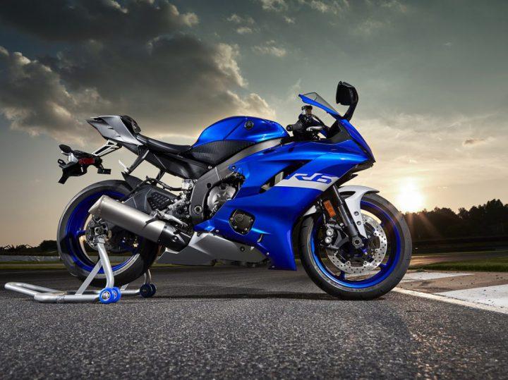 2020 kleuren Yamaha R6, R3 en R125