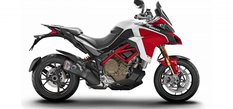 Ducati Multistrada V4 rendering