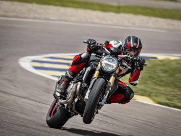 Ducati Monster: nu nóg duisterderder!