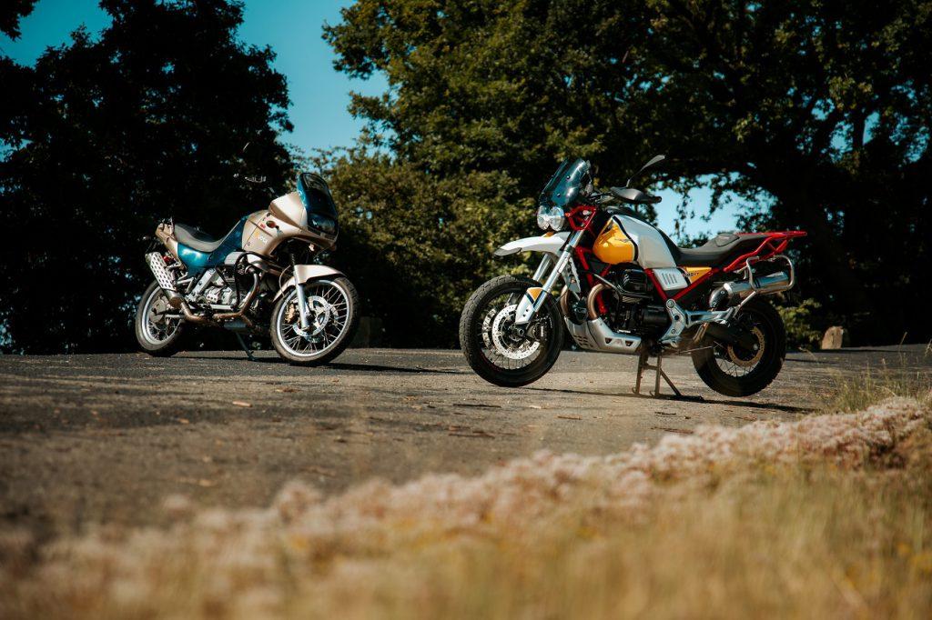 Moto Guzzi Quota 1100ES V85TT