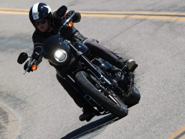 Vijf vragen: Harley-Davidson Low Rider S