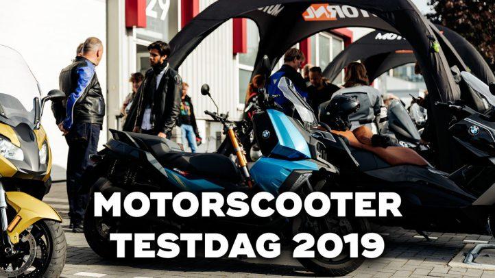 MotorNL Landelijke Motorscooter Testdag 2019