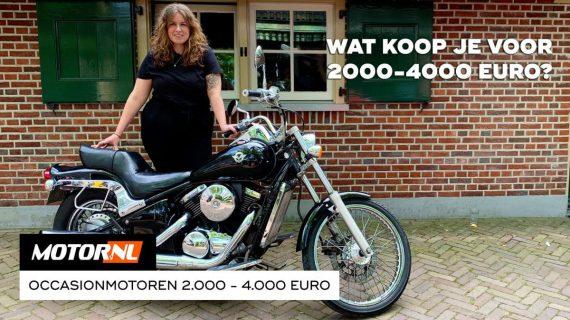 Wat rij jij? Occasionmotoren 2.000 – 4.000 euro