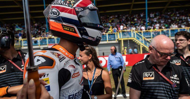 Hans Spaan weg bij RW Racing