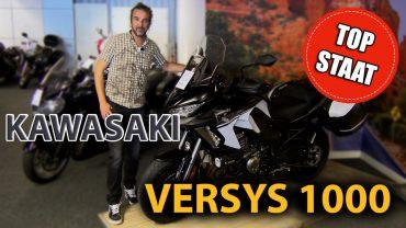 Kawasaki Versys 1000 Tourer – Top Staat #5