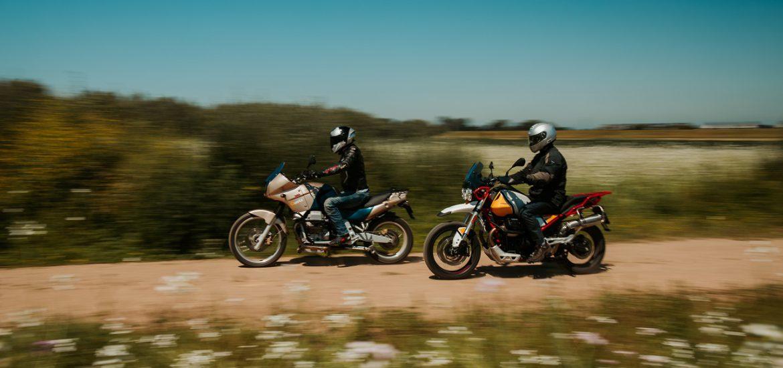 Moto Guzzi Quota 1100ES V85 TT