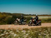 Oud en nieuw: Moto Guzzi Quota 1100ES – V85 TT