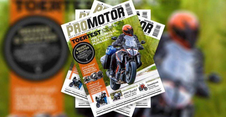 Inhoud, routes & video's Promotor 07/19