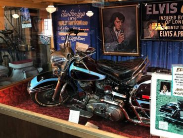 Harley van Elvis breekt geen record