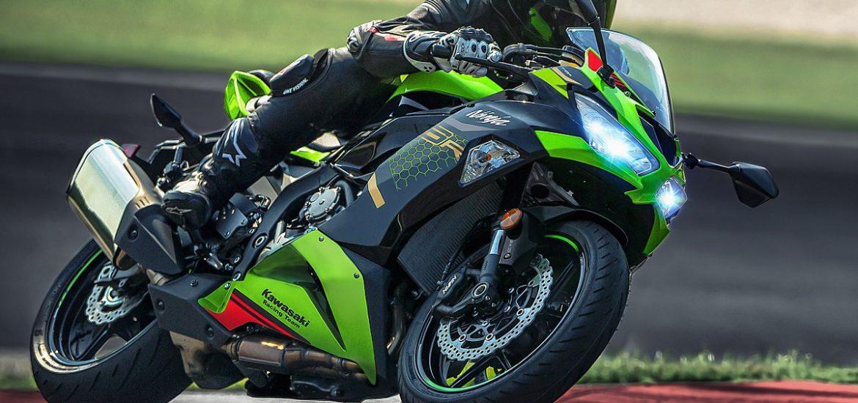 Kawasaki Ninja ZX-6R 2020 kleuren